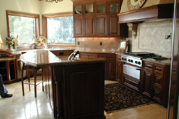 Kitchen Cabinets by Amcraft Cabinets