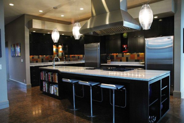 Modern Kitchen Cabinets by Amcraft Custom Cabinetry & Countertops